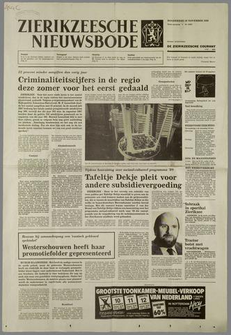 Zierikzeesche Nieuwsbode 1988-11-10
