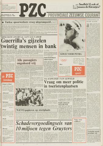 Provinciale Zeeuwse Courant 1984-08-03