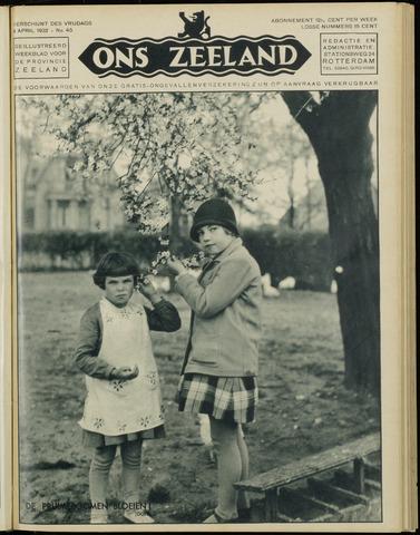 Ons Zeeland / Zeeuwsche editie 1932-04-08