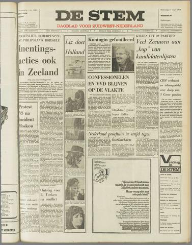 de Stem 1971-03-17