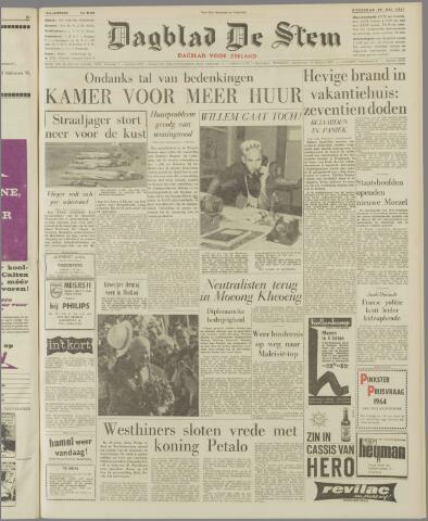 de Stem 1964-05-27