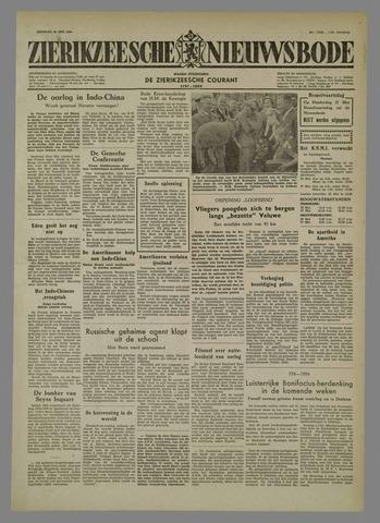 Zierikzeesche Nieuwsbode 1954-05-25