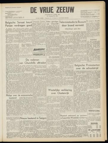 de Vrije Zeeuw 1955-04-07