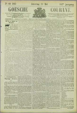 Goessche Courant 1915-05-22