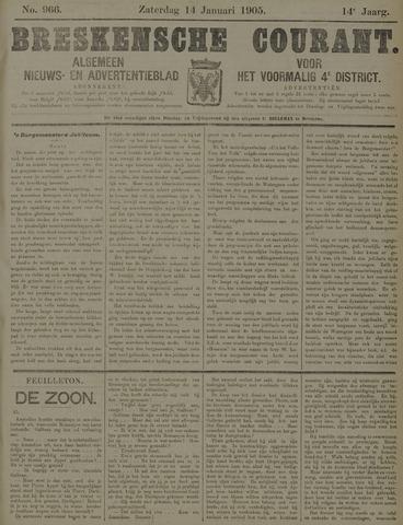 Breskensche Courant 1905-01-14