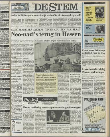 de Stem 1989-03-13
