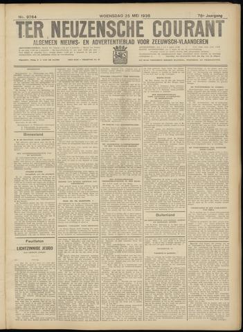 Ter Neuzensche Courant. Algemeen Nieuws- en Advertentieblad voor Zeeuwsch-Vlaanderen / Neuzensche Courant ... (idem) / (Algemeen) nieuws en advertentieblad voor Zeeuwsch-Vlaanderen 1938-05-25