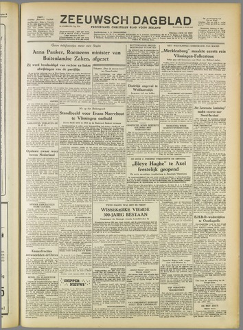 Zeeuwsch Dagblad 1952-07-07