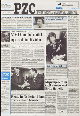 Provinciale Zeeuwse Courant 1988-01-22