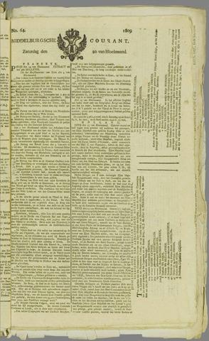 Middelburgsche Courant 1809-05-20