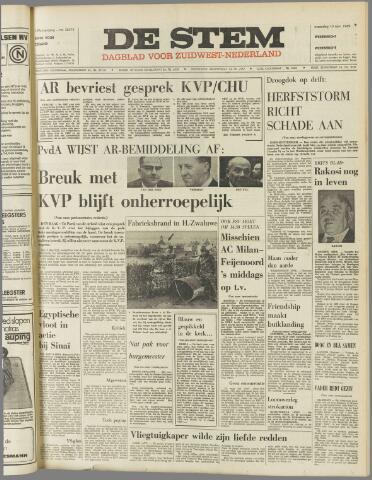 de Stem 1969-11-10