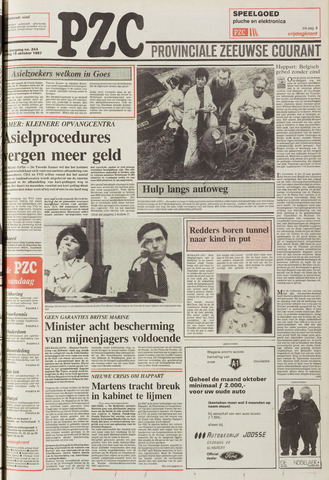 Provinciale Zeeuwse Courant 1987-10-15