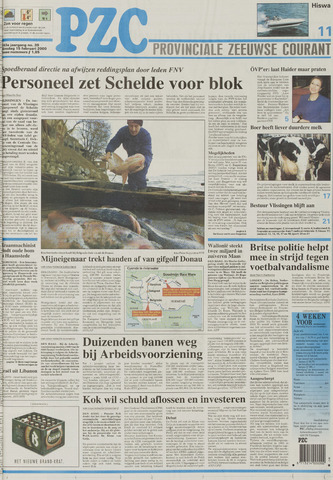 Provinciale Zeeuwse Courant 2000-02-15