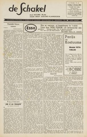 De Schakel 1960-10-07