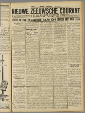 Nieuwe Zeeuwsche Courant 1929-12-12