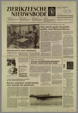 Zierikzeesche Nieuwsbode 1984-10-09