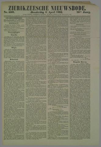 Zierikzeesche Nieuwsbode 1882-04-06