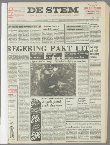 de Stem 1977-11-01