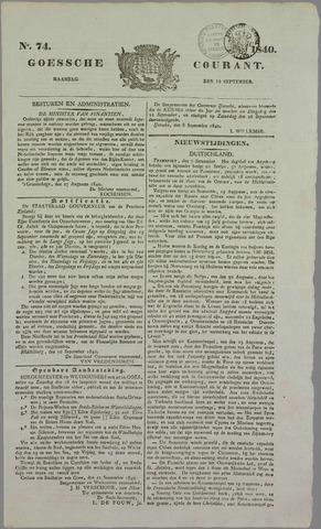 Goessche Courant 1840-09-14