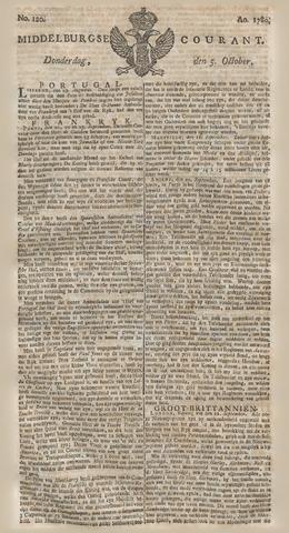 Middelburgsche Courant 1780-10-05
