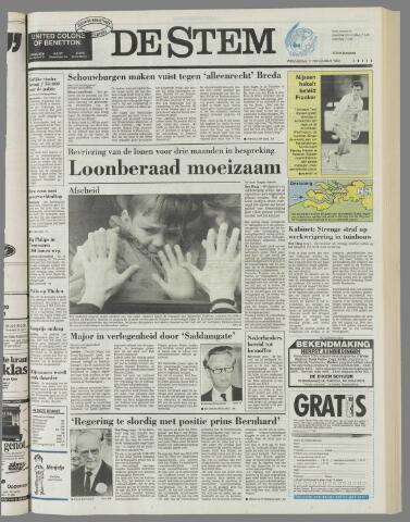 de Stem 1992-11-11