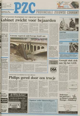 Provinciale Zeeuwse Courant 1993-10-09