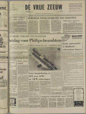 de Vrije Zeeuw 1971-08-18