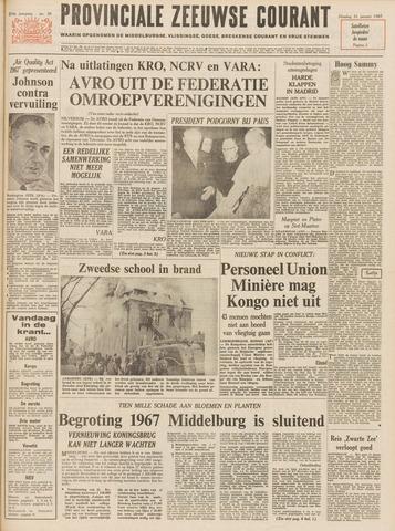 Provinciale Zeeuwse Courant 1967-01-31