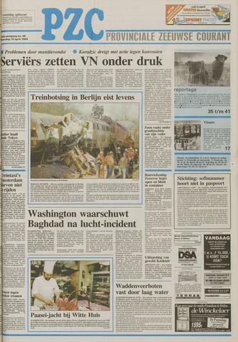 Provinciale Zeeuwse Courant 1993-04-10