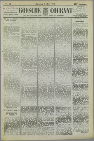 Goessche Courant 1919-05-03