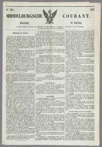 Middelburgsche Courant 1872-10-28
