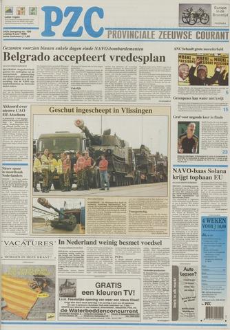 Provinciale Zeeuwse Courant 1999-06-04
