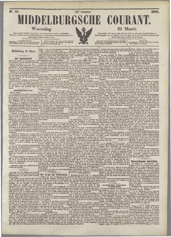 Middelburgsche Courant 1899-03-22