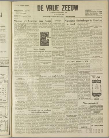 de Vrije Zeeuw 1959-11-04