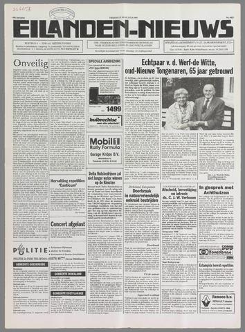 Eilanden-nieuws. Christelijk streekblad op gereformeerde grondslag 1995-08-25