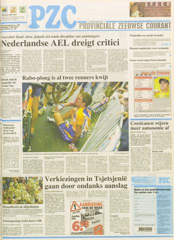 Provinciale Zeeuwse Courant 2003-07-07