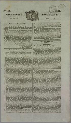 Goessche Courant 1837-06-09