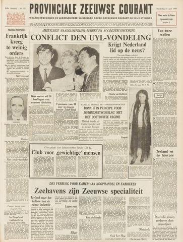 Provinciale Zeeuwse Courant 1966-04-21