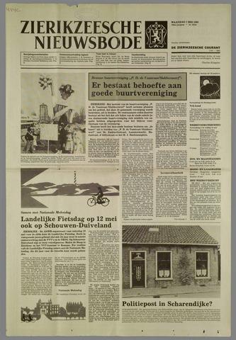 Zierikzeesche Nieuwsbode 1984-05-07