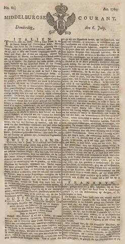 Middelburgsche Courant 1780-07-06