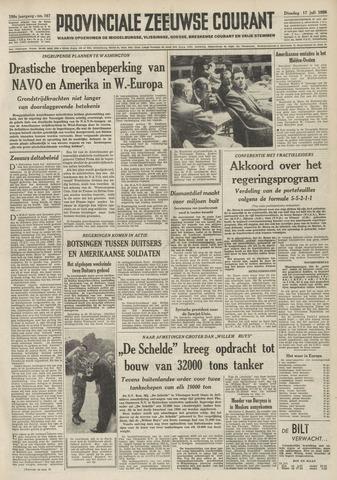 Provinciale Zeeuwse Courant 1956-07-17