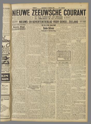 Nieuwe Zeeuwsche Courant 1932-02-27