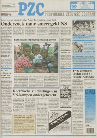 Provinciale Zeeuwse Courant 1995-03-27
