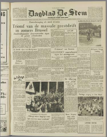 de Stem 1955-07-11