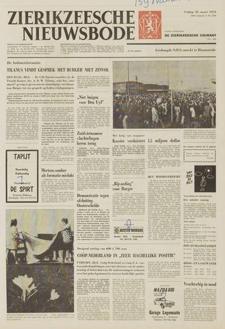 Zierikzeesche Nieuwsbode 1973-03-23