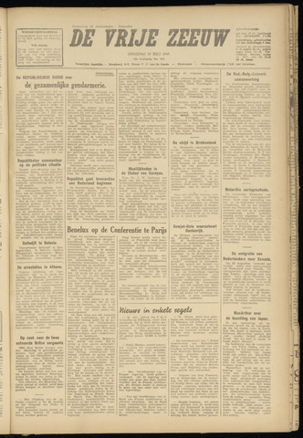 de Vrije Zeeuw 1947-07-15