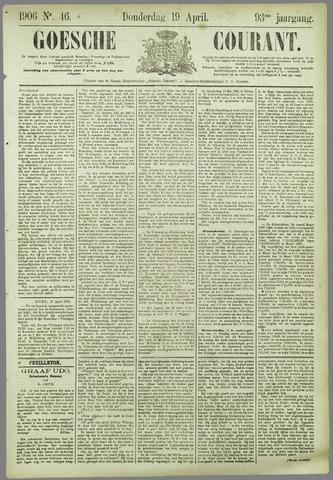Goessche Courant 1906-04-19