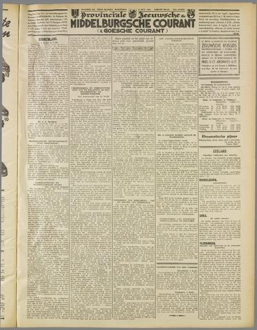 Middelburgsche Courant 1938-10-19