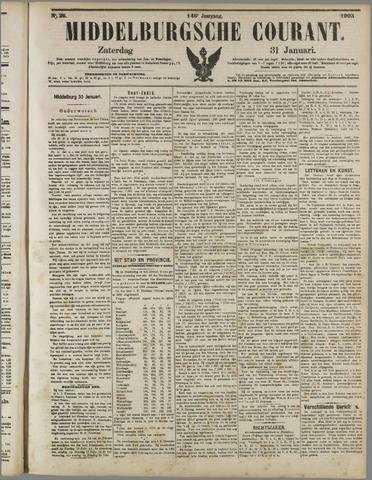 Middelburgsche Courant 1903-01-31