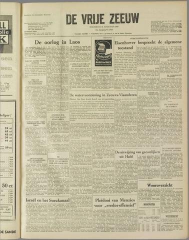 de Vrije Zeeuw 1959-08-26